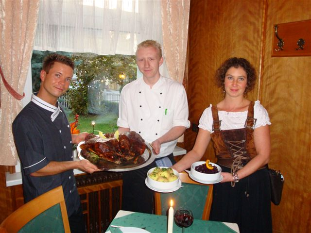 Buffet Cafe Grießbach